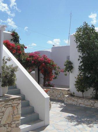 Hotel Manos: greece paros