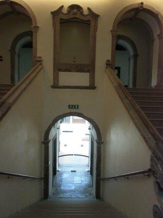 Pousada Convento Tavira : Treppe