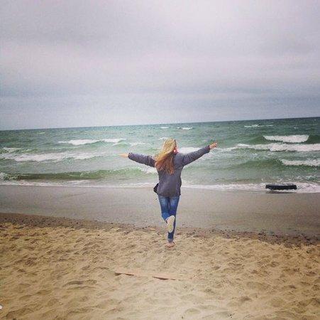 калининград фото море