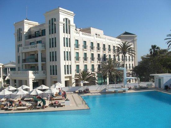 Hotel Las Arenas Balneario Resort : Hotel
