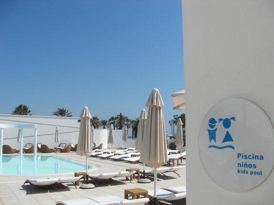 Hotel Las Arenas Balneario Resort : Piscina bambini