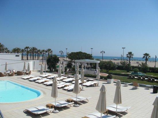 Hotel Las Arenas Balneario Resort: Veduta piscina bambini