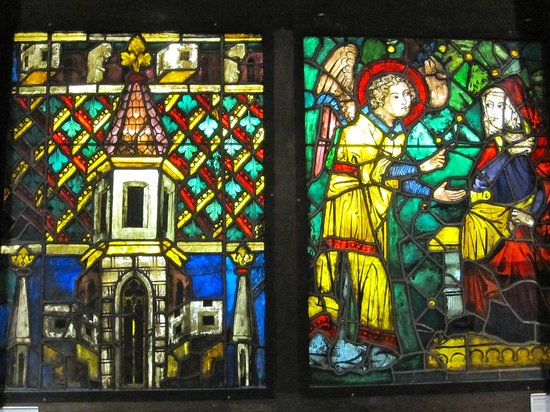Vienna Museum : Wein Museum - Stained Glass