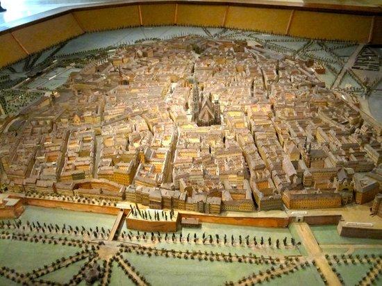 Vienna Museum: Wein Museum - Vienna 1800's