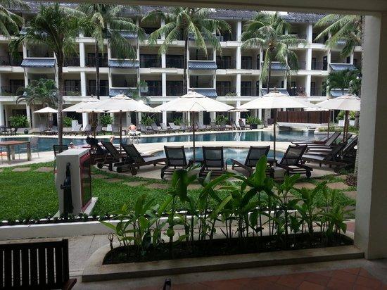 Swissotel Resort Phuket Kamala Beach: view from room