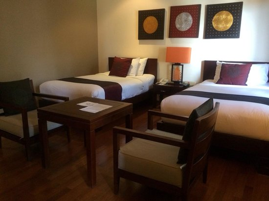 Grand Aston Bali Beach Resort: Grand Aston Bali Deluxe Room
