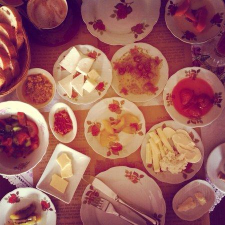 Privato Cafe : Village breakfast