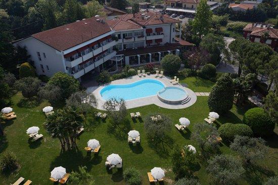 Hotel Giulietta Romeo: Vista panoramica