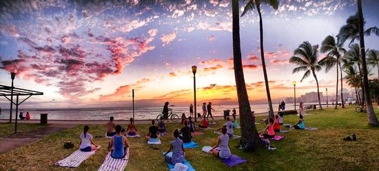Yoga retreats san diego and hawaii for Yoga retreat san diego