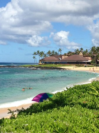 Kiahuna Plantation Resort: Beach