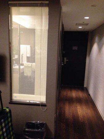 Hotel Brighton City Osaka Kitahama : Bathroom
