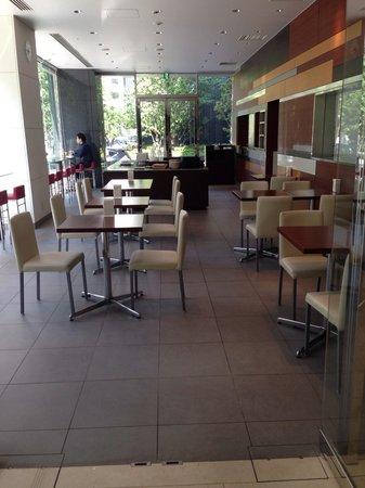 Hotel Brighton City Osaka Kitahama : Breakfast room
