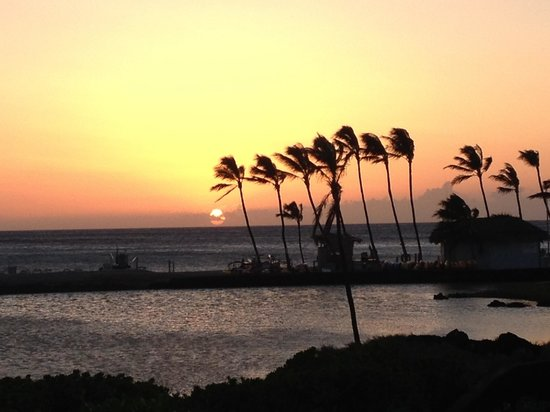 Waikoloa Beach Marriott Resort & Spa: the sunsets bring you back
