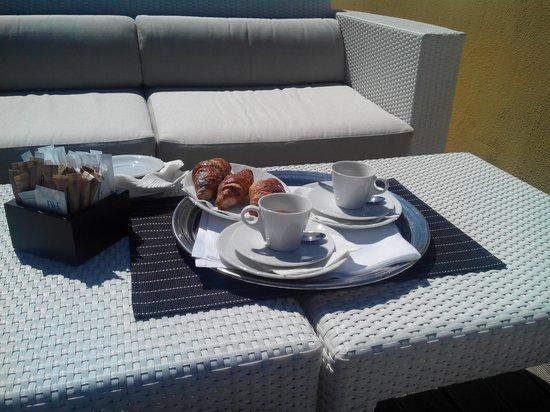 Villa la Borghetta Spa Resort: David. Livorno