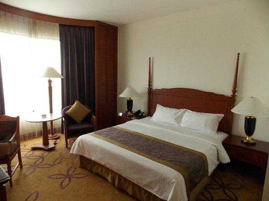 Century Park Hotel: ROOM