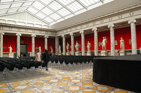 Gliptoteca Ny Carlsberg: Sala