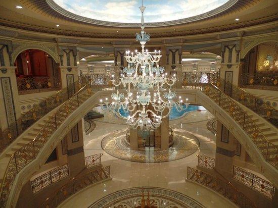Pool entry picture of the ritz carlton riyadh riyadh - Hotels in riyadh with swimming pools ...