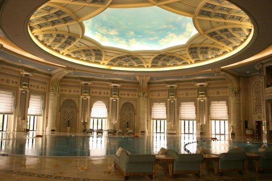Pool picture of the ritz carlton riyadh riyadh - Hotels in riyadh with swimming pools ...
