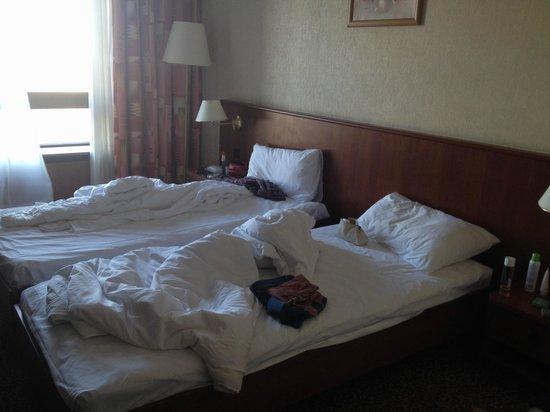 Hotel Cosmos : в номере