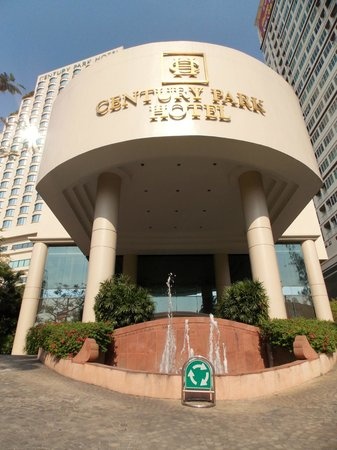 Century Park Hotel: HOTEL