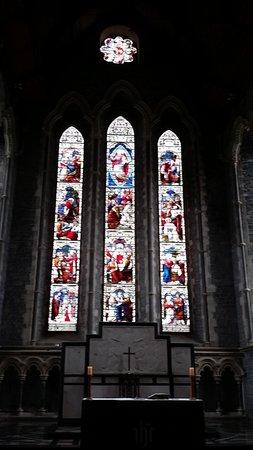 Smithwick's Experience Kilkenny: 聖カニス大聖堂のステンドグラス