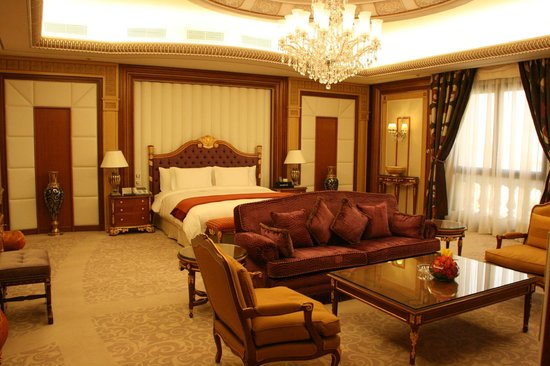 Bedroom Furniture Riyadh bedroom in the royal suite - picture of the ritz-carlton, riyadh