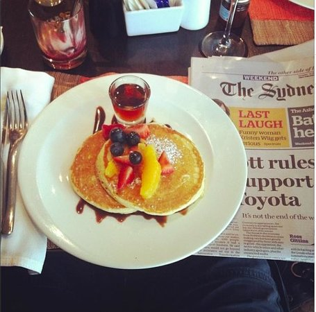 Shangri-La Hotel Sydney : Breakfast at Cafe Mix