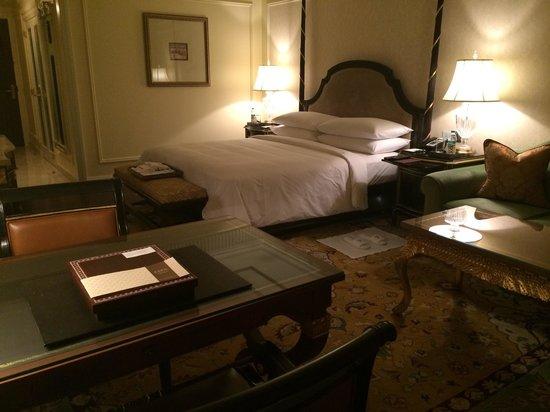The Leela Palace New Delhi: Fabulous rooms