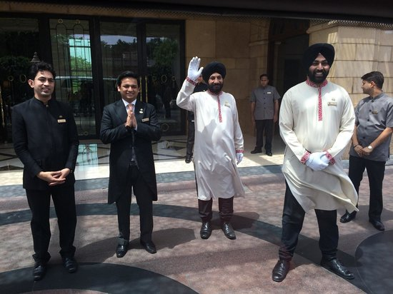 The Leela Palace New Delhi: Outstanding service