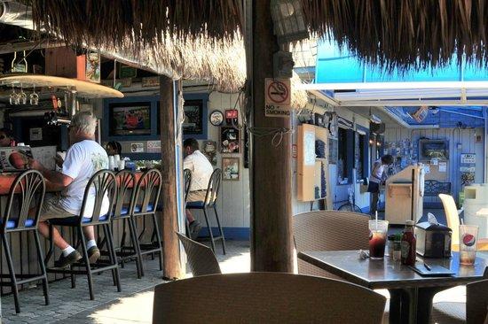 Snook Inn : The Bar