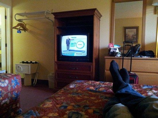Rodeway Inn Maingate: Zimmer