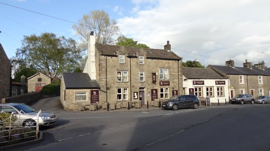 Waddington Arms: Traditional building