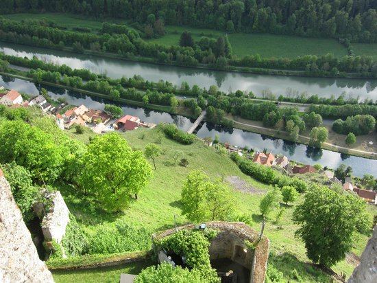 Brauereigasthof Schneider: View from Randeck ruins