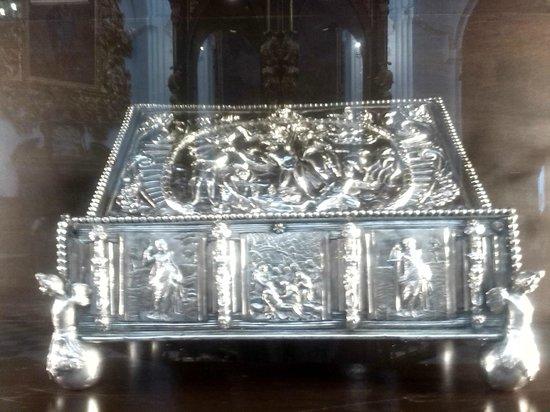 Cathédrale de Cordoue : museo