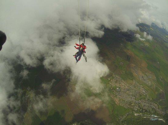 Skydive St. Andrews: .