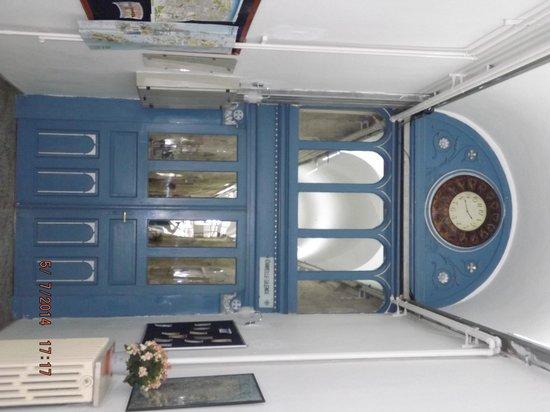 La Maison d'Abraham : Couloir principal