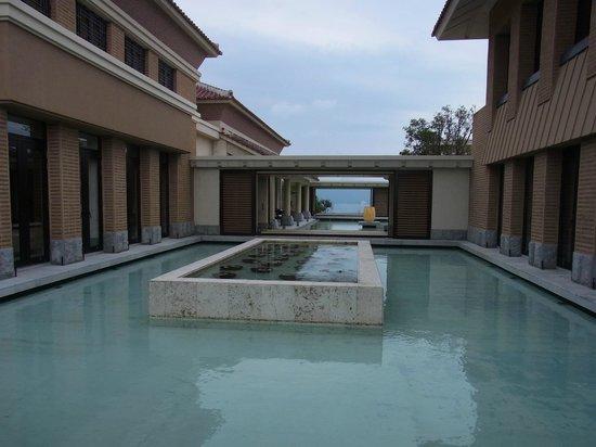 The Ritz-Carlton, Okinawa : 敷地