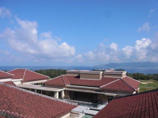 The Ritz-Carlton, Okinawa : 眺望