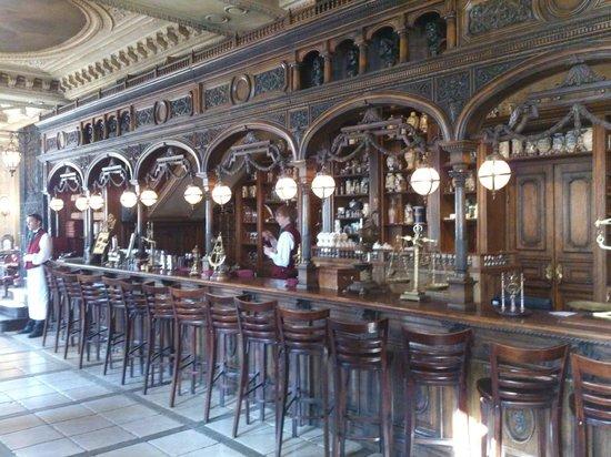 Café Pushkin : Ground floor