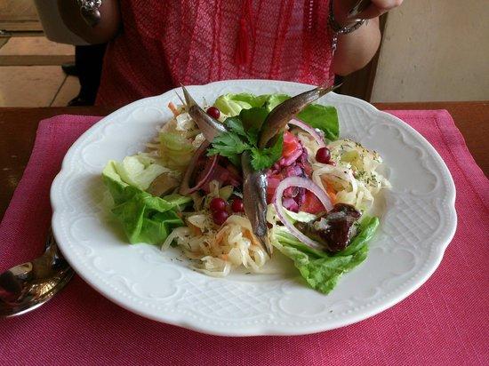 Café Pushkin : Salad