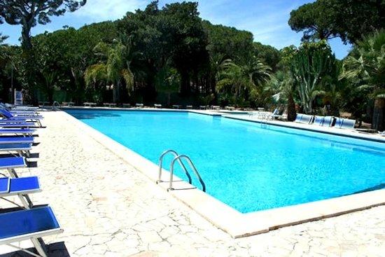 Hotel Abamar: La piscina di acqua di mare