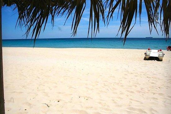 Hotel Abamar: In spiaggia