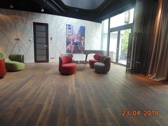 i31 Hotel: hall