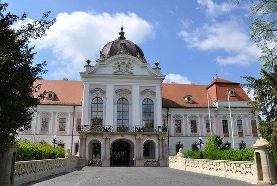 Дворец Елизаветы, Godollo, Венгрия