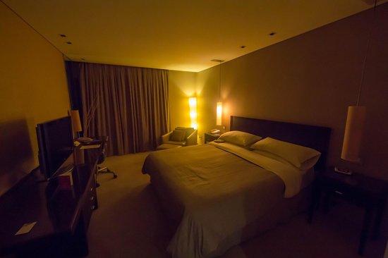 Sheraton Libertador Hotel: Номер на клубном этаже