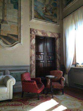Palazzo Carletti: Общий зал