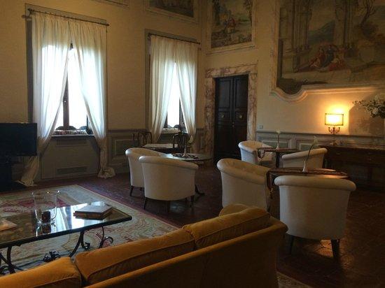 Palazzo Carletti: Зал для завтраков