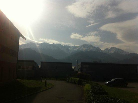 Holiday Inn Express Grenoble - Bernin : Вид