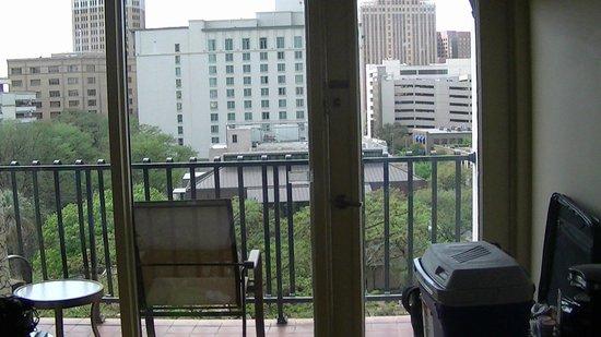 Hilton Palacio del Rio: Room View from Inside