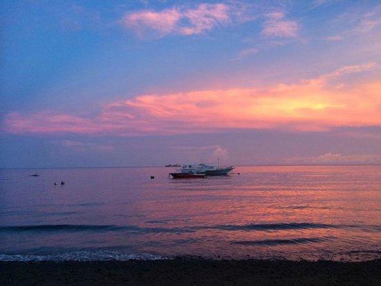 Atlantis Dive Resorts Dumaguete: Great view